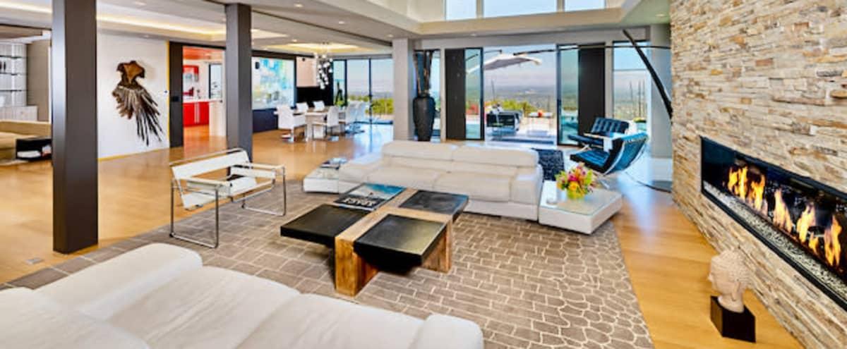 Modern and Contemporary Mansion in Los Altos Hills in Los Altos Hills Hero Image in undefined, Los Altos Hills, CA