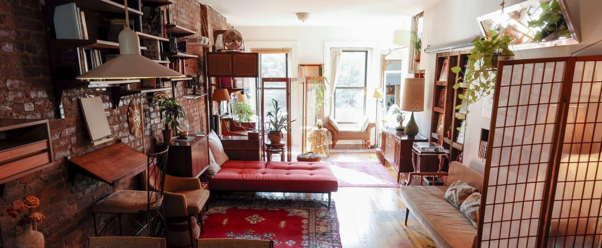 BRICK HAVEN ~ Loft ~ Full Floor ~ Double Exposure in Brooklyn Hero Image in Williamsburg, Brooklyn, NY