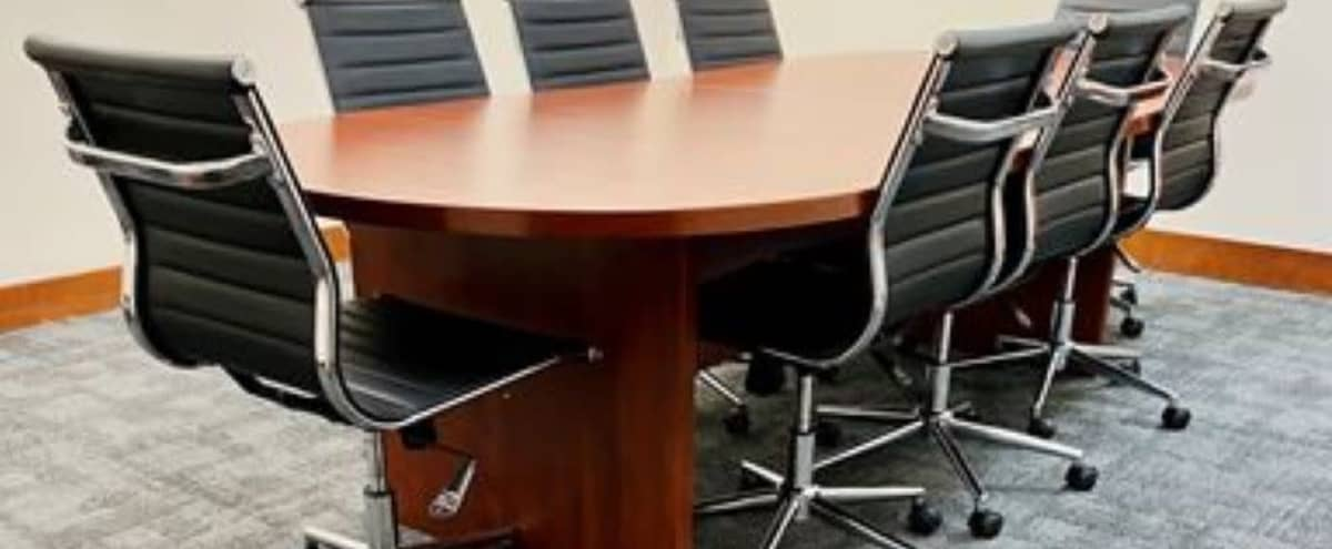 Professional Office Space For Any Occasion in Tacoma Hero Image in New Tacoma, Tacoma, WA