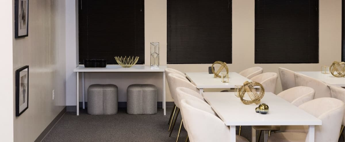 Atlanta multi functional workspace with a luxurious and elegant feel in Atlanta Hero Image in Northlake, Atlanta, GA