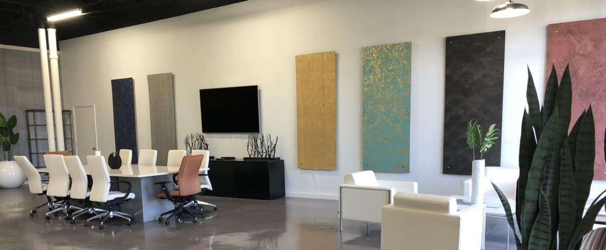 Industrial studio in the Design District in Dallas Hero Image in Design District, Dallas, TX