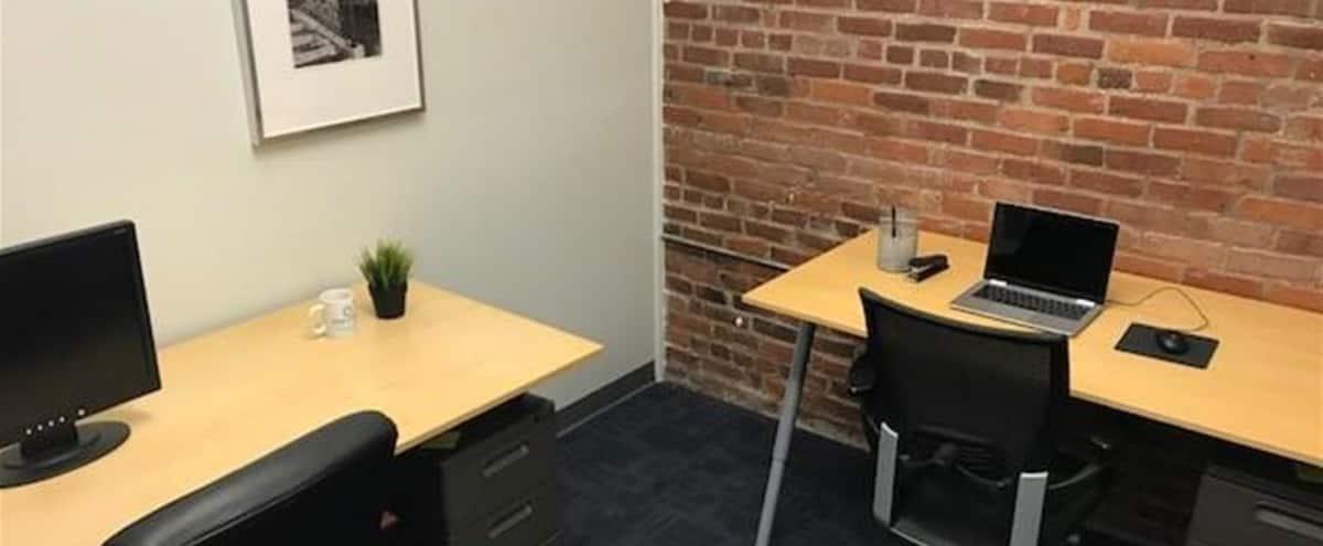 Private Office for 2 in Boston Hero Image in Chinatown, Boston, MA