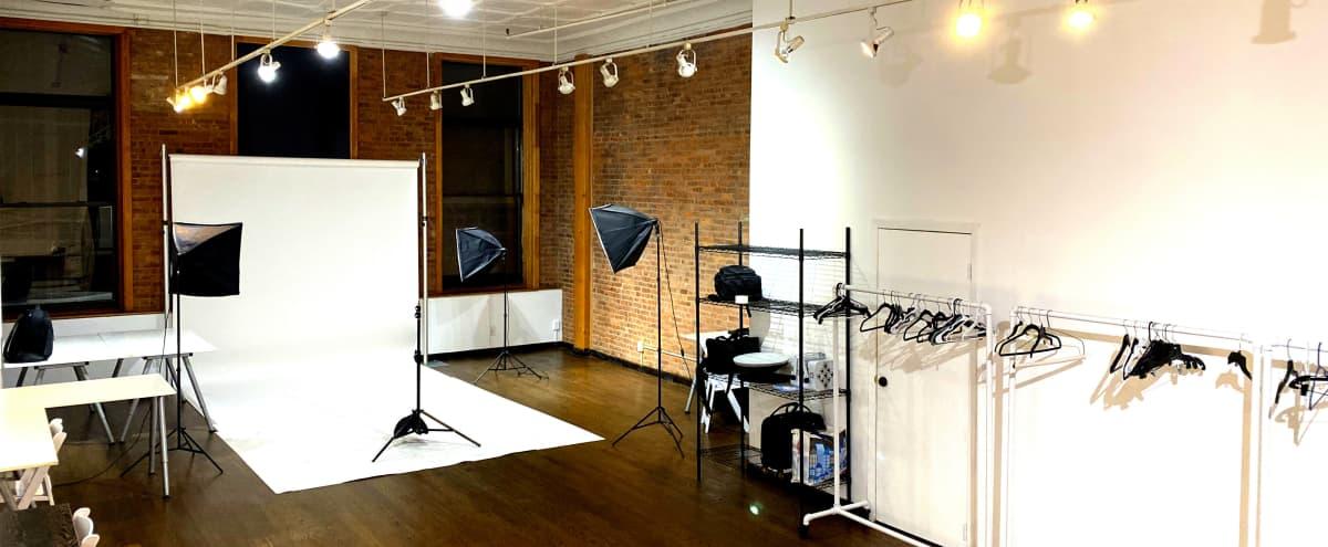 Classy TriBeCa Photo/Video Studio in New York Hero Image in Tribeca, New York, NY