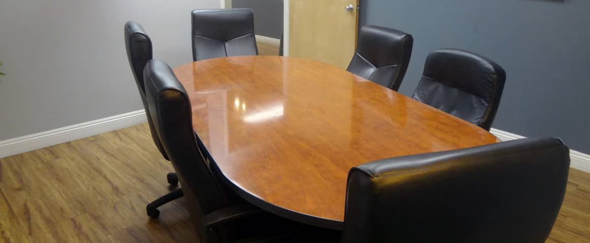 Conference Room for Small Productions in a Creative Studio in Glendale Hero Image in Tropico, Glendale, CA