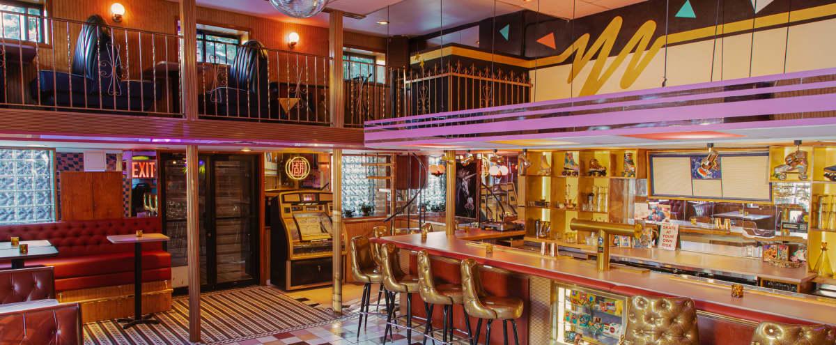 Vintage Retro Bar/Restaurant in Brooklyn in Brooklyn Hero Image in Ocean Hill, Brooklyn, NY