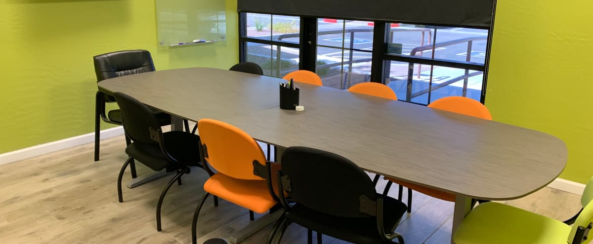 Modern Meeting & Conference Room Located in Gilbert in Gilbert Hero Image in undefined, Gilbert, AZ