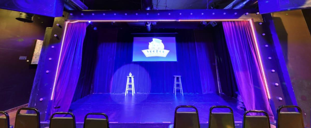 Versatile Downtown Denver Theater and Full Bar - Fully Equip in Denver Hero Image in Ballpark, Denver, CO