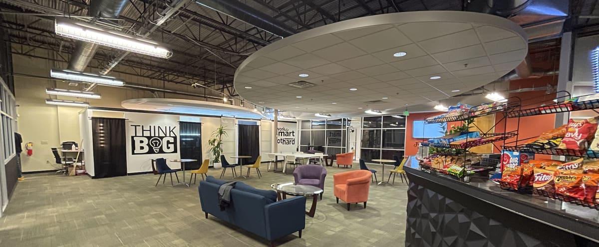 Innovative 7000 sq ft MultiMedia Studio Located only minutes from Buckhead in Atlanta Hero Image in undefined, Atlanta, GA
