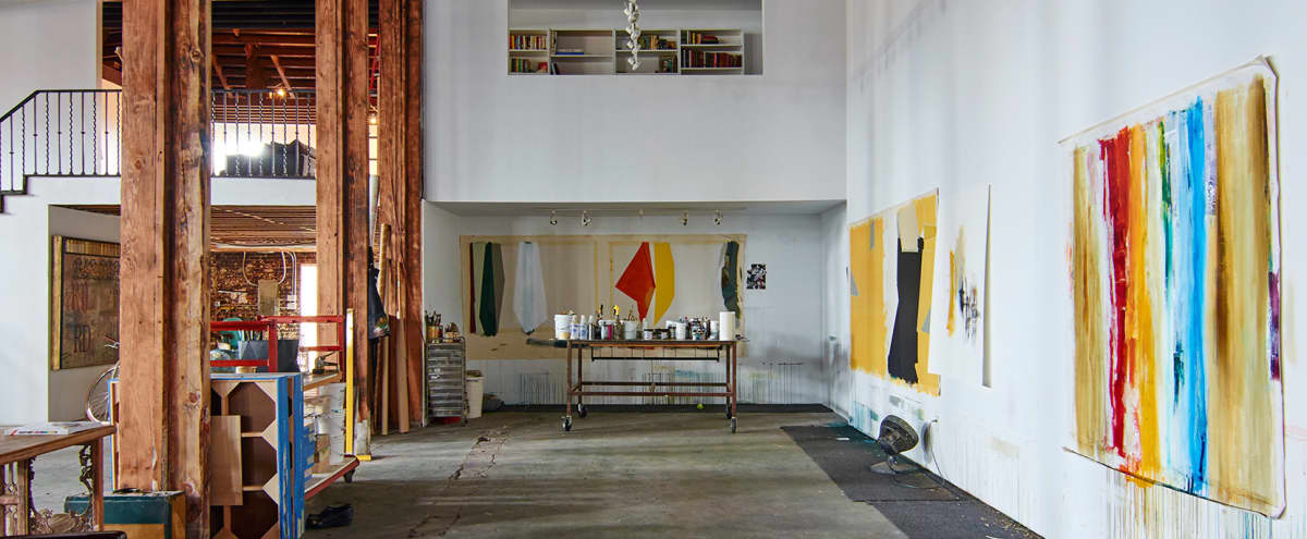 Massive West Adams Deco Warehouse Artist Loft, Los Angeles, CA ...