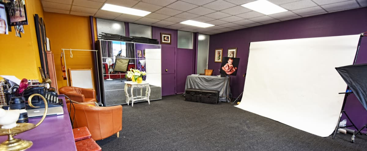 Bright Village Studio with Kitchen in Oakland Hero Image in Montclair Business, Oakland, CA