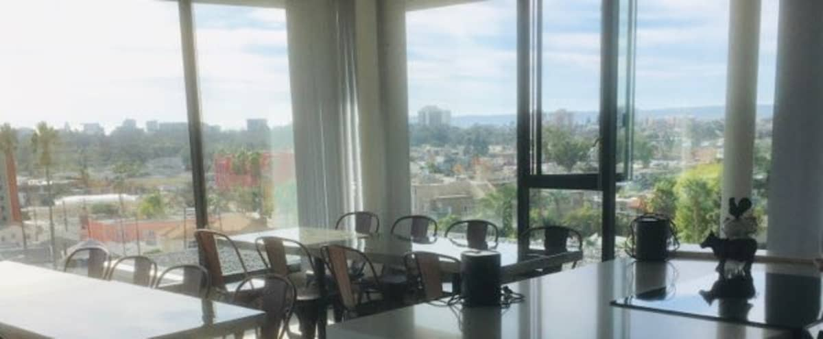 North Park/Hillcrest Space for 35 with Amazing Views in San Diego Hero Image in University Heights, San Diego, CA