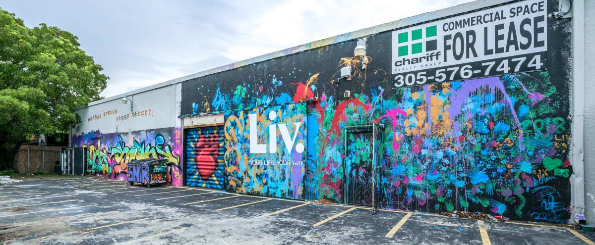 Wynwood Warehouse in miami Hero Image in Wynwood, miami, FL