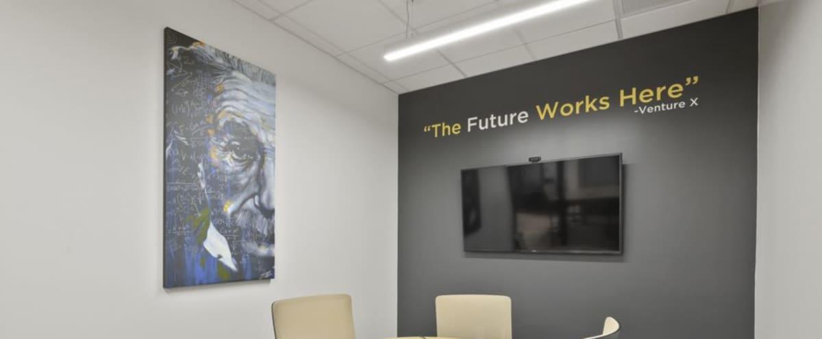 Small 4 Person Hi-Tech Meeting/Conference Room Across from Galleria in Dallas Hero Image in Far North Dallas, Dallas, TX