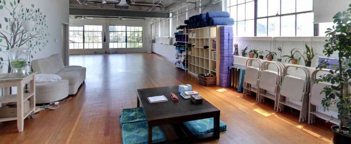 Private Studio in Emeryville for Yoga / Dance / Meditation Classes in Emeryville Hero Image in undefined, Emeryville, CA