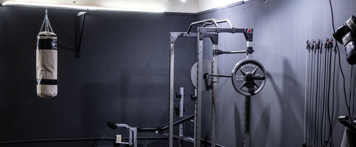 Downtown Gym - Boxing, CrossFit, Weightlifting in Los Angeles Hero Image in Central LA, Los Angeles, CA