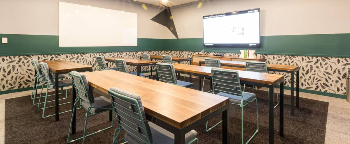 Classroom Style Room with Natural Elements & Central Loop Location in Chicago Hero Image in The Loop, Chicago, IL