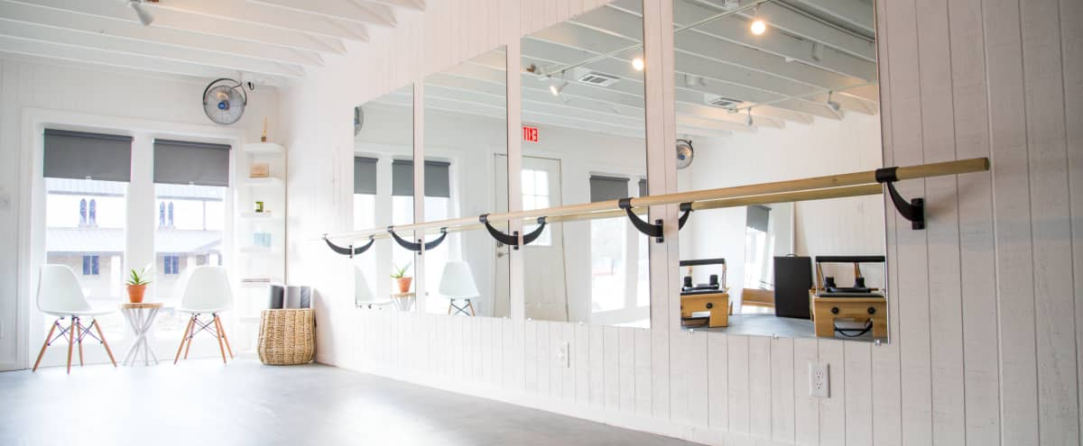Spacious Fitness Studio | River Oaks in Houston Hero Image in Southwest Houston, Houston, TX