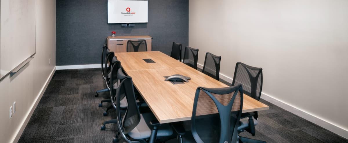Modernized Boardroom & Visual Studio in Clayton Hero Image in undefined, Clayton, MO