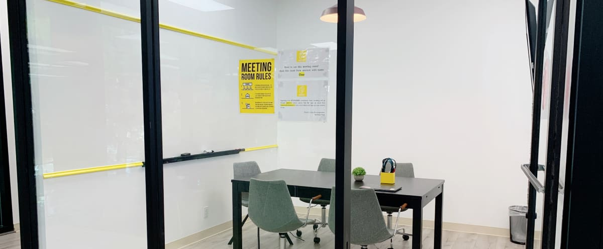 Palo Alto Modern Meeting Room in Palo Alto Hero Image in undefined, Palo Alto, CA