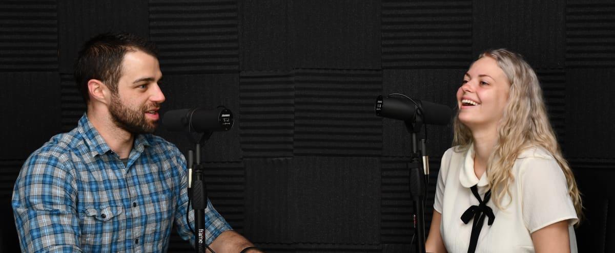 Podcast Recording Studio in Chicago's Vibrant Pilsen Arts District in Chicago Hero Image in Pilsen, Chicago, IL