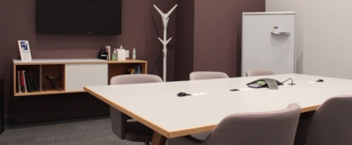 Worry-Free Meeting Room,  No Setup Required (Mtg. Rm. 3) - Augustine in Santa Clara Hero Image in undefined, Santa Clara, CA
