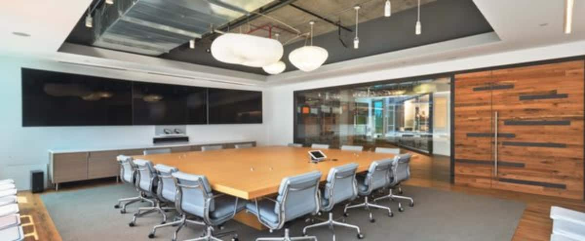 Spacious Hollywood Meeting Room with lots of Natural Light (Atlas) in Los Angeles Hero Image in Hollywood, Los Angeles, CA