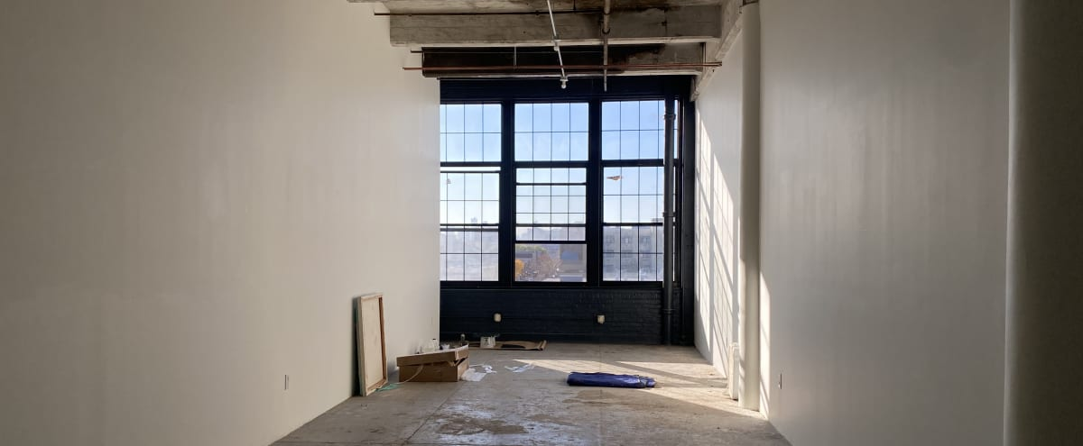 Raw Blank Canvas Creative Studio Loft in East Williamsburg Hero Image in East Williamsburg, East Williamsburg, NY