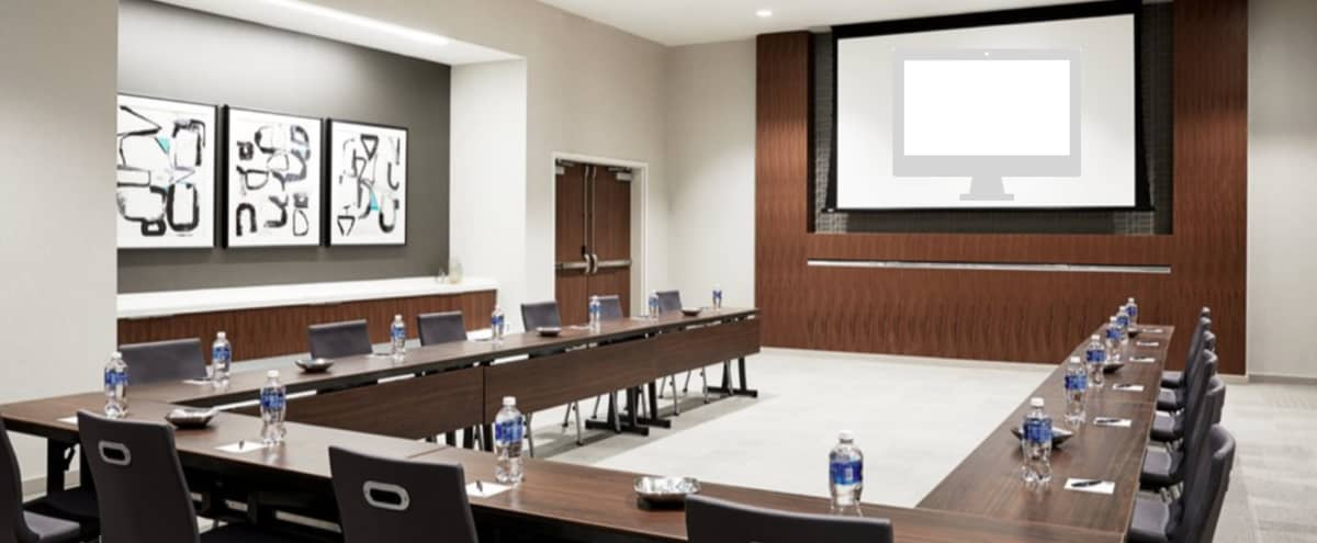 Upscale Conference & Event Space with HD Projector, High Speed WIFI and Break Area in Burbank Hero Image in undefined, Burbank, CA