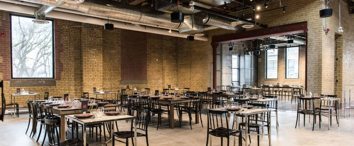 Industrial Venue for Company meetings & Retreats in Toronto Hero Image in Harwood, Toronto, ON