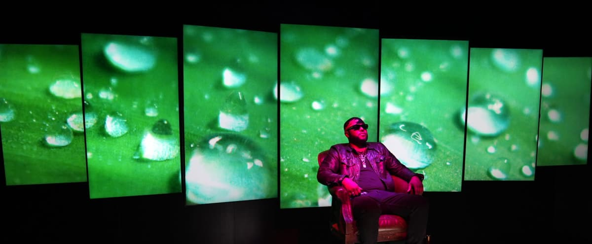 The Blackout LED Studio in SoHo in new york Hero Image in Lower Manhattan, new york, NY