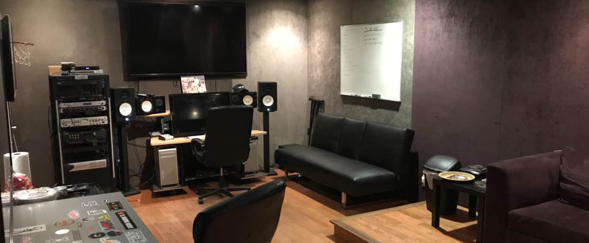 Famous NoHo Arts District Full Package Recording Studio in North Hollywood Hero Image in undefined, North Hollywood, CA