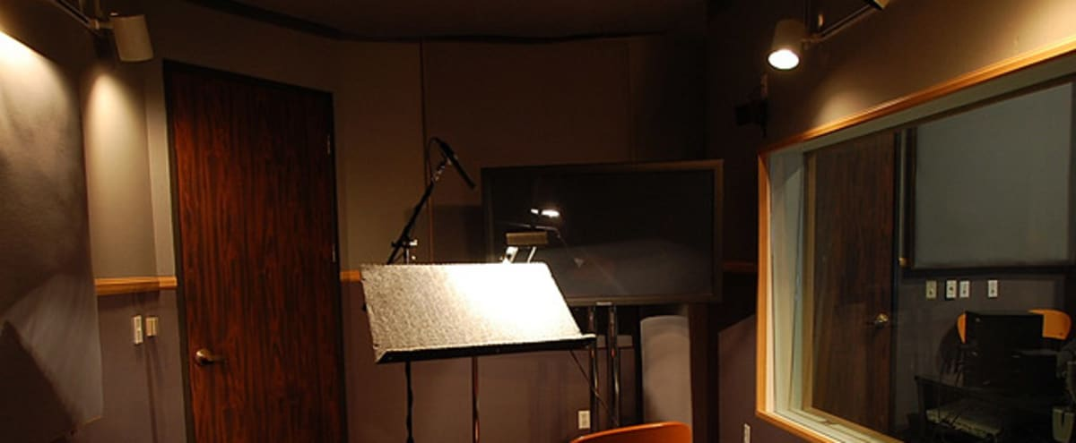 Recording Studio in the Heart of Studio City in Studio City Hero Image in Studio City, Studio City, CA