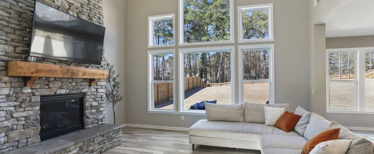 Suburban Serenity with Minimalist Design & Natural Light in Powder Springs Hero Image in undefined, Powder Springs, GA