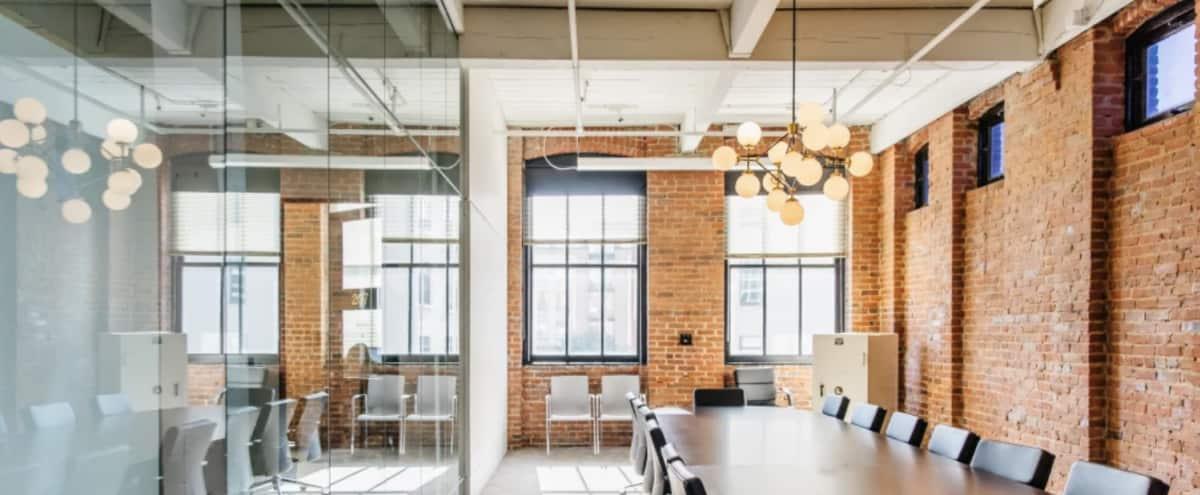 Rustic Downtown Meeting and Boardroom For Meetings, Off-Sites and More in Atlanta Hero Image in Downtown, Atlanta, GA