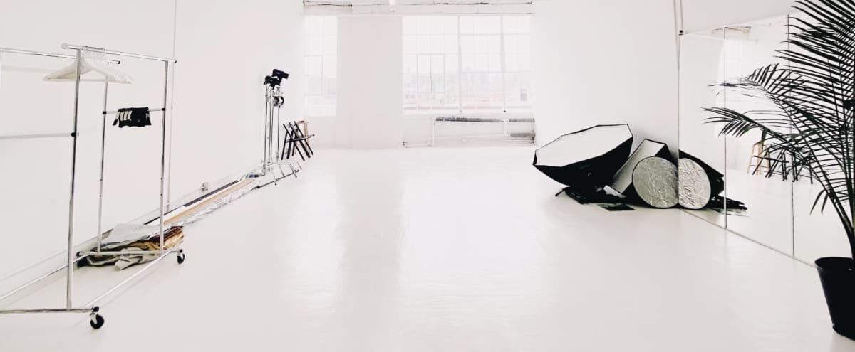 East Williamsburg Daylight Photo & Video Studio in Brooklyn Hero Image in East Williamsburg, Brooklyn, NY