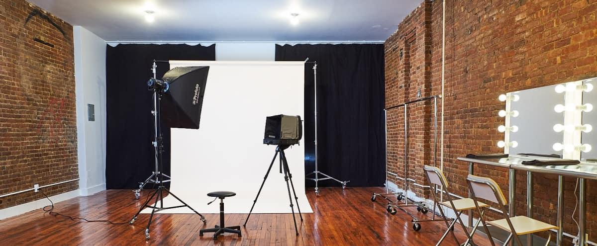 Brooklyn Exposed Brick Loft Photo Studio in Brooklyn Hero Image in Bushwick, Brooklyn, NY