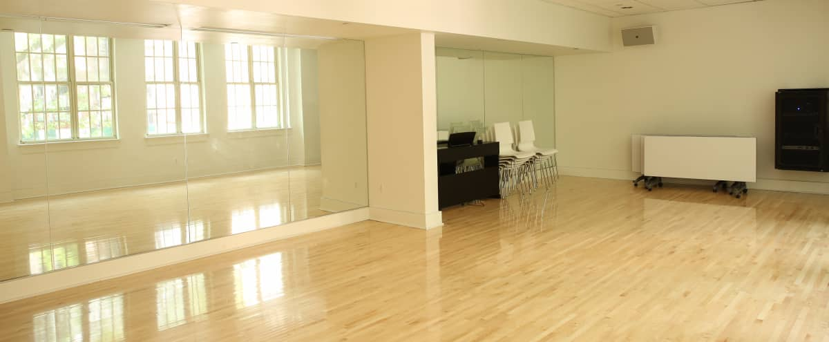 Charming Dance Studio in NoHo (Online to answer inquiries: Monday to Friday, 9am to 5pm) in New York Hero Image in Lower Manhattan, New York, NY