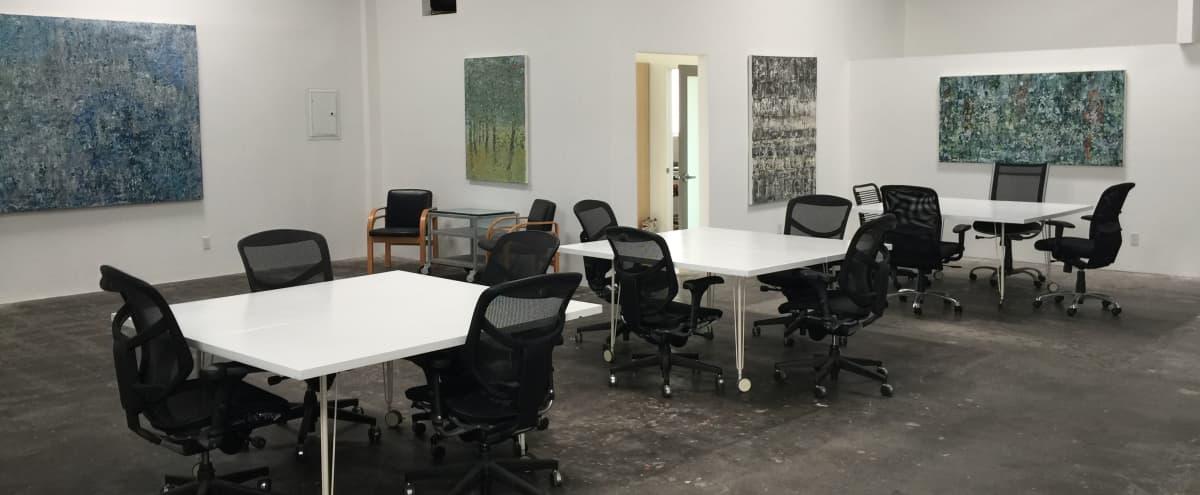 1800 SqFt Meeting / EVENT / Training / WORKSHOP SPACE with Office in SANTA MONICA Hero Image in Pico, SANTA MONICA, CA