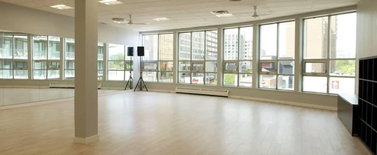 Stunning Dance Studio for Photoshoots - 2 in Toronto Hero Image in Midtown Toronto, Toronto, ON