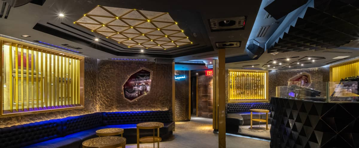 Luxury Lounge Event Space in Washington Hero Image in Northwest Washington, Washington, DC