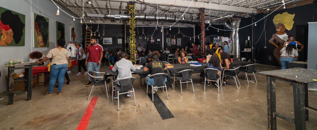 Versatile Gallery, Event Venue, and Production Space in Nashville Hero Image in East Nashville, Nashville, TN
