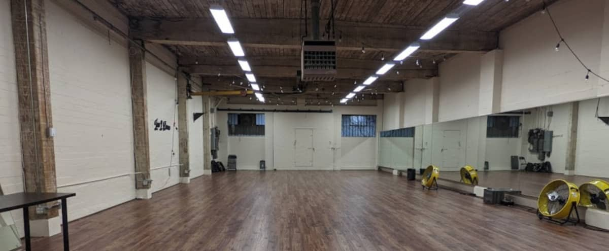 Spacious Urban Industrial Production Space in Seattle Hero Image in South Lake Union, Seattle, WA