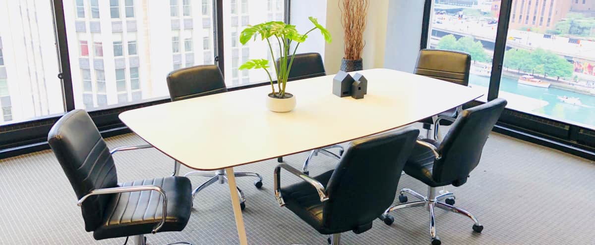 Boardroom with Michigan Avenue Views! in Chicago Hero Image in Magnificent Mile, Chicago, IL