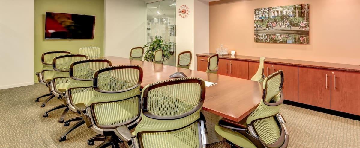 Boardroom in Arlington Va in Arlington Hero Image in Lyon Village, Arlington, VA