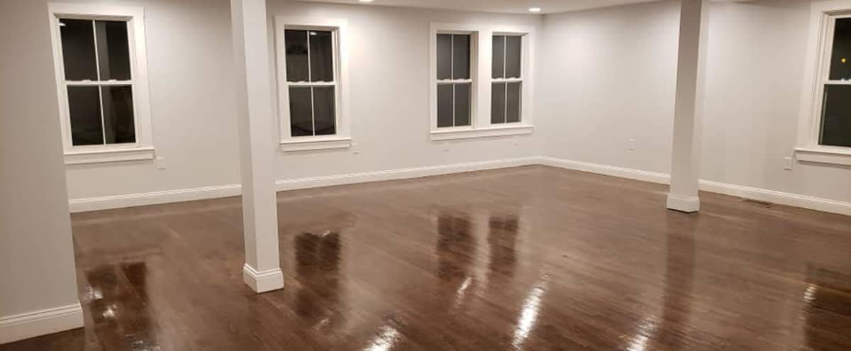 Event Studio for Rent; Perfect for showers and intimate private events in Canton Hero Image in undefined, Canton, MA