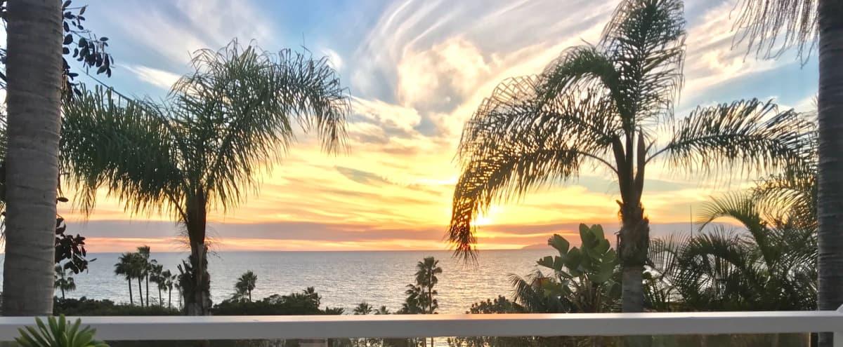 Chic Light filled Ocean View House w/ Pool & Studio in Laguna Beach Hero Image in undefined, Laguna Beach, CA