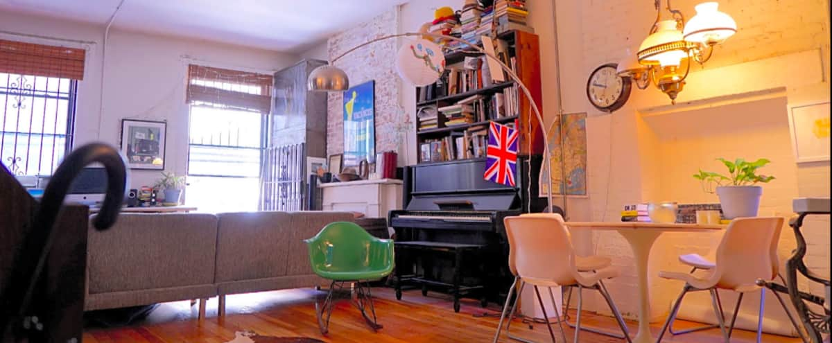 Quirky Chinatown Loft in NEW YORK Hero Image in Lower Manhattan, NEW YORK, NY