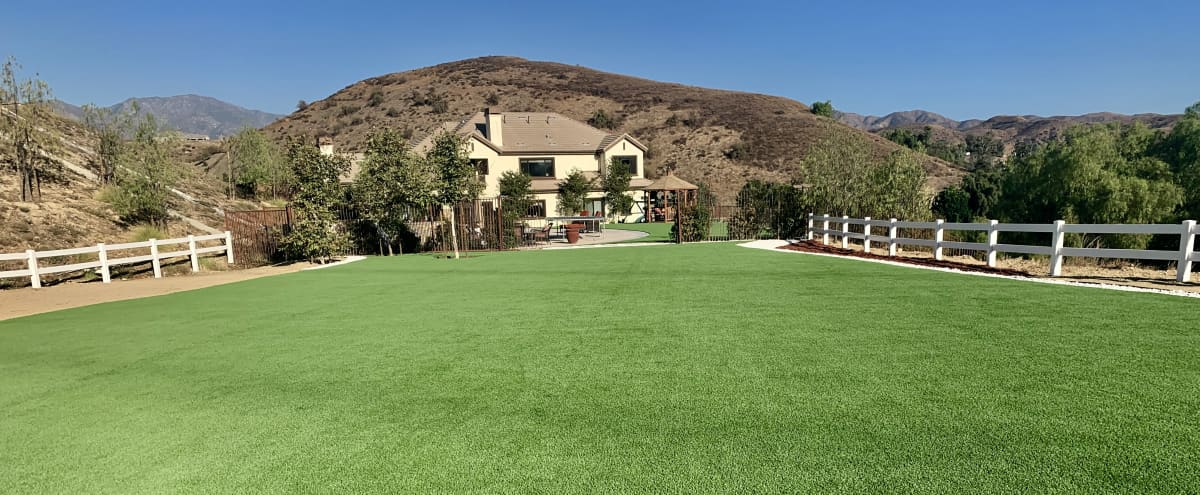 Spectacular 5 Acres Yard Ranch Style for Production. in Shadow Hills Hero Image in Shadow Hills, Shadow Hills, CA