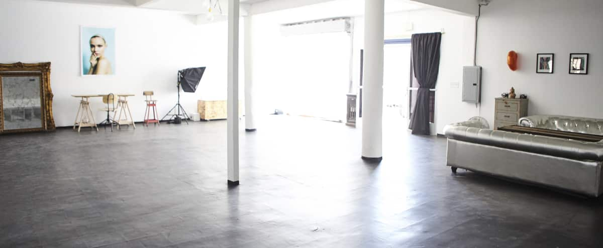 Large and bright open studio in Los Angeles Hero Image in undefined, Los Angeles, CA