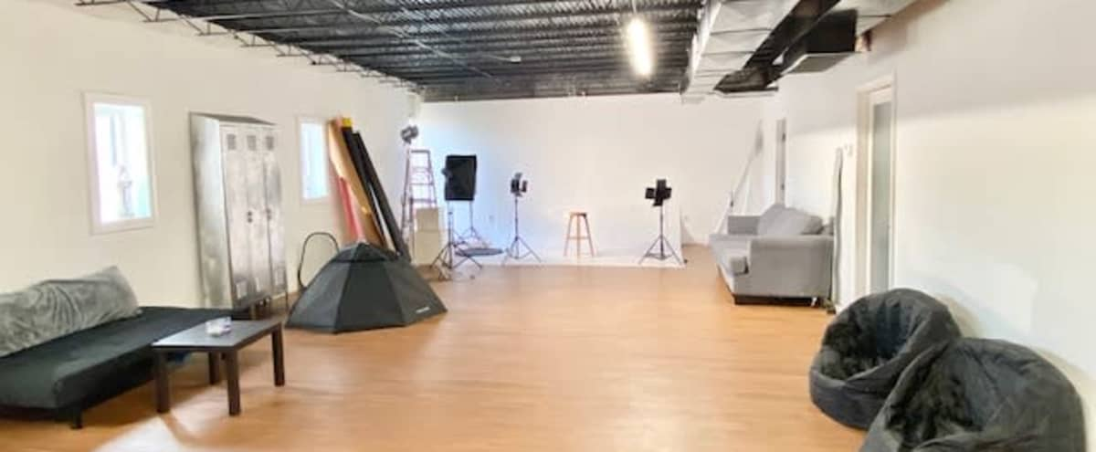 4,000 Square Foot Creative Studio in Atlanta Hero Image in Midtown, Atlanta, GA